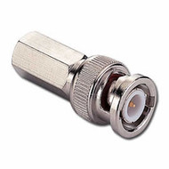 BNC Twist on Male for RG6 Coaxial Cable BNC16