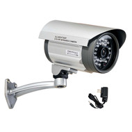 CCTV Infrared Night Vision Built-in 1/3'' Sony CCD Security Camera IRX36S