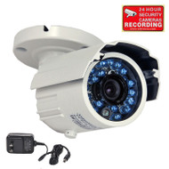 "Built-in 1/3"" SONY CCD IR Camera Audio IR32AW"