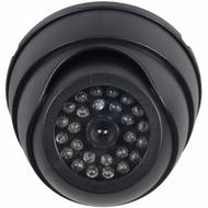 Fake Dummy Dome Camera with Flashing Light LED DMY05