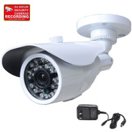Day Night Vision Color CCD IR Camera IR24W
