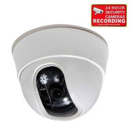 "Built-in 1/3"" Sony Effio CCD Dome Security Camera DM52SE"