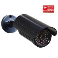 Fake Dummy IR Flashing Light Bullet Camera DMYIR1