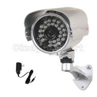 Infrared Security Camera IRX5 with Power Supply