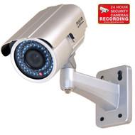 1/3'' Pixim Color CCD WDR OSD Security Camera IR738WD