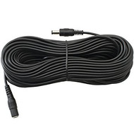 33ft 12V DC Power Adapter Cable Pigtail Plug Extension Cord PC33