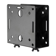 Adjustable Small Device Wall-Mounted Bracket for Cable Box Digital TV Media Players some DVD DVR Smart Router Switch Blu-Ray Player Modems Game Consoles MTC02B
