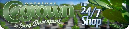 CGrown Container Grown Plants Davenport Nursery