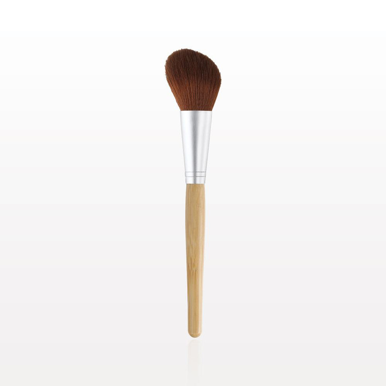 Vegan Bamboo Angled Blush Brush