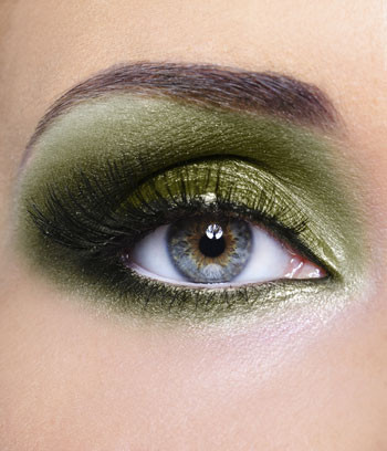 Khaki Mineral Eye Shadow