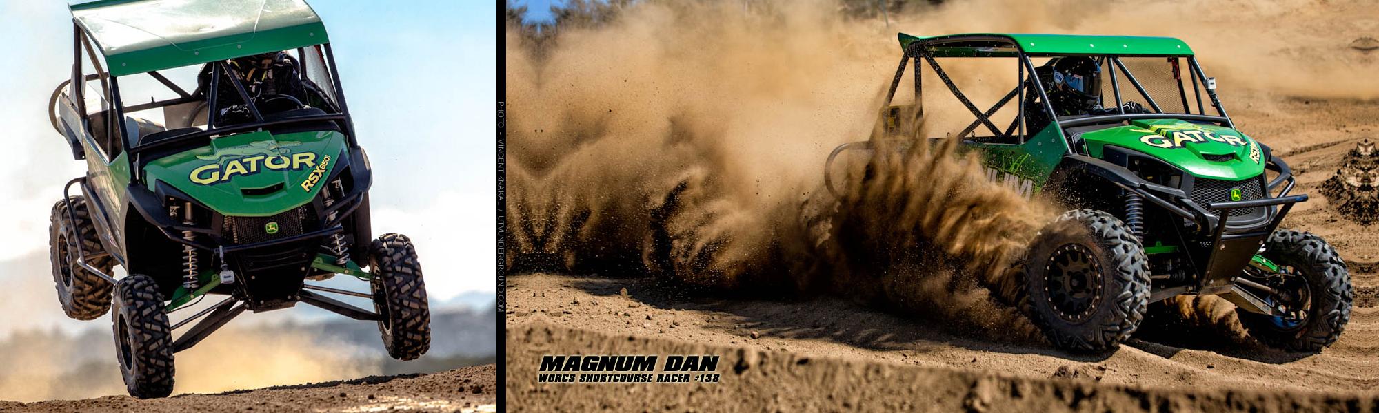 Magnum Offroad John Deere Gator RSX 850