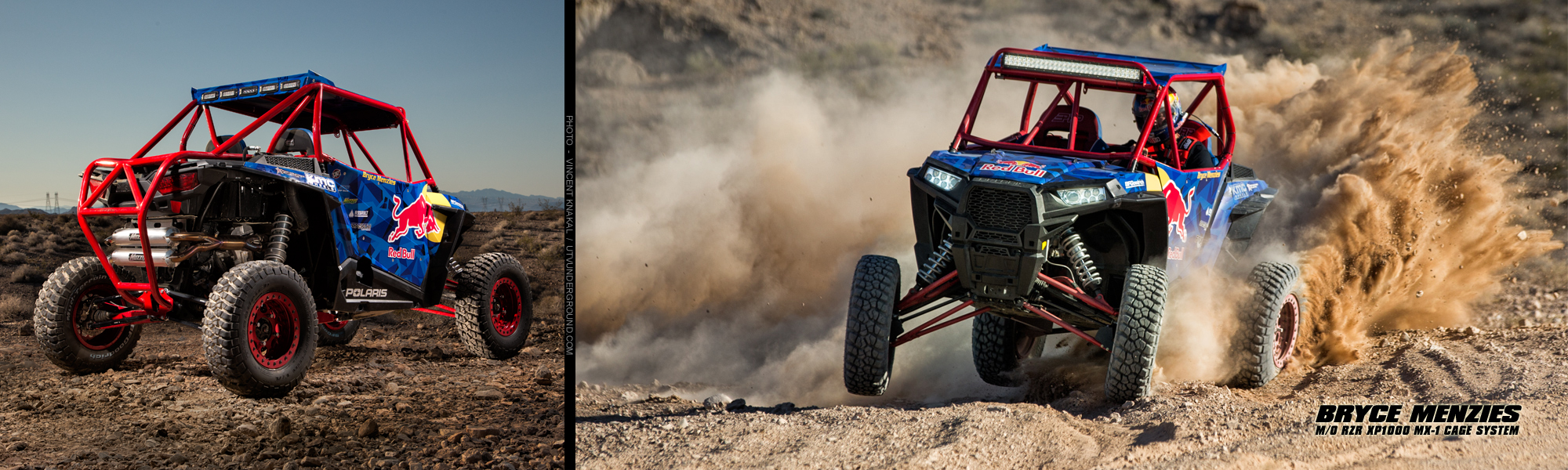 Magnum Offroad Polaris RZR XP 1000 MX-1 Roll Cage System