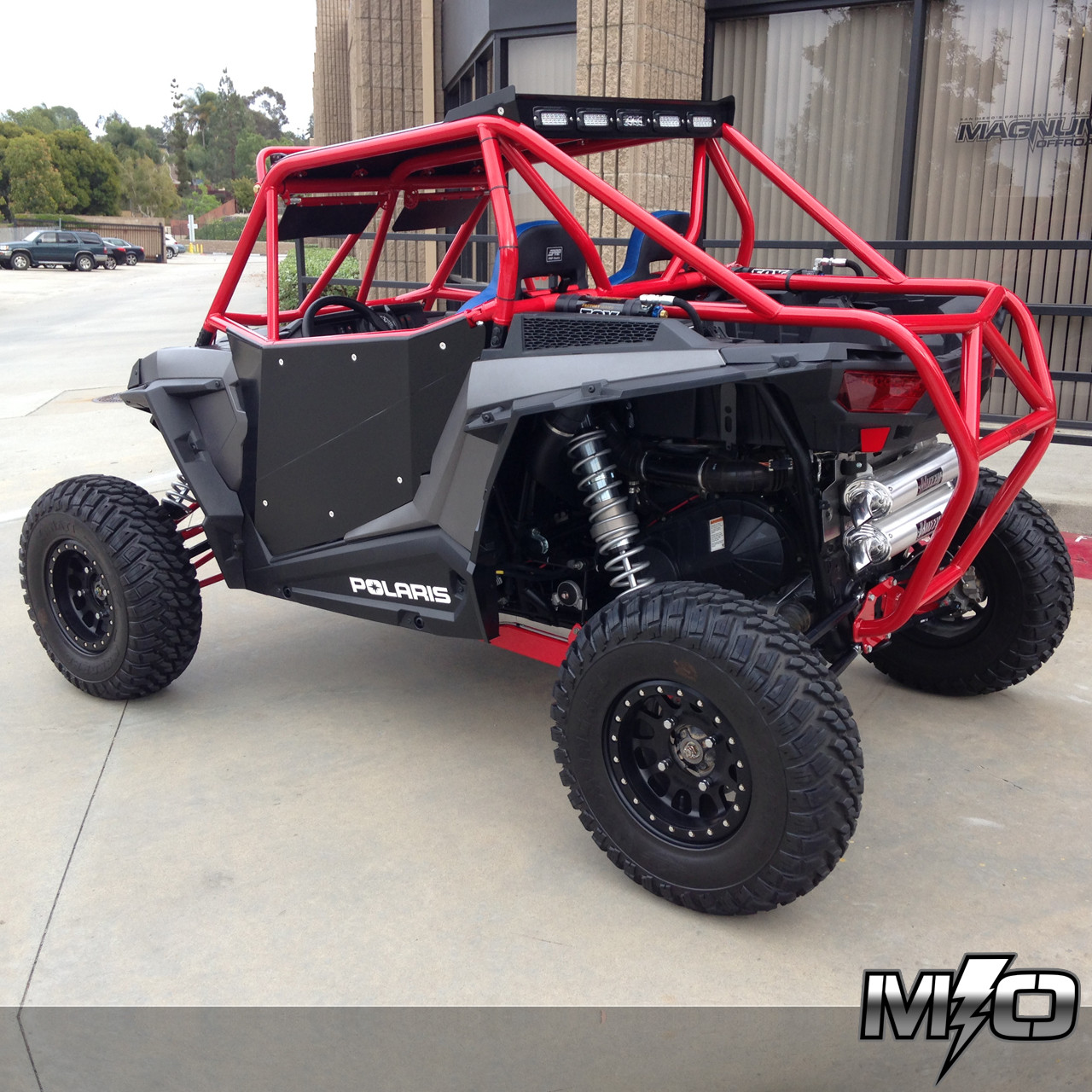 Polaris Rzr Xp 1000 Mx1 Roll Cage System Magnum Offroad