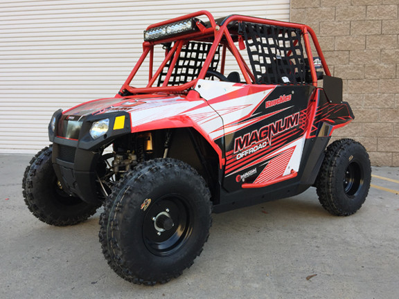 Polaris Rzr 170 Roll Cage System Magnum Offroad