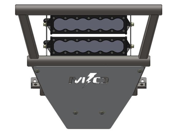 Magnum Offroad Can-Am Maverick X3 Front Race Bumper