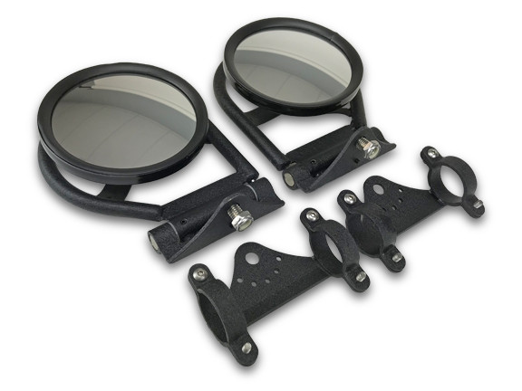 Magnum Offroad Polaris RZR XP 1000 Off-Road Race Mirrors