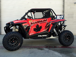 Polaris RZR XP 1000: WORCS Legal Roll Cage System