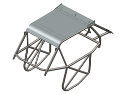 Magnum Offroad Polaris RZR XP1000 Shortcourse Race Cage