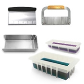 Silicone Production Molds & Cutters