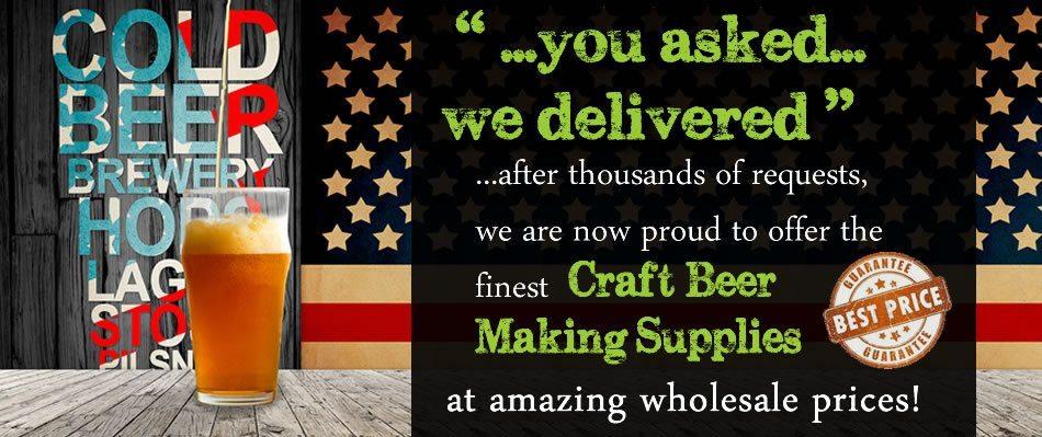 Beer Making Supplies