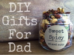 DIY mixed nuts