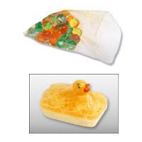 Buy Shrink Wrap Flat Bags - 4 inch x 6 inch