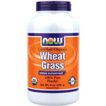Wheat Grass Powder - 9 oz. - Organic - Non-GE