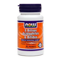 Acidophilus and Bifidus 8 Billion - 60 Vcaps