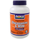 Glucosamine & MSM - 120 Vcaps