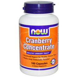 Cranberry Concentrate - 100 Capsules