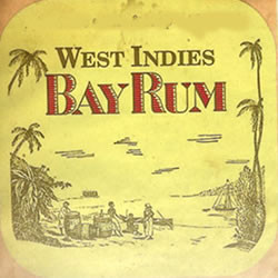 Pure Bay Rum Fragrance Oil