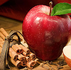 Pure Apple Cinnamon Fragrance Oil
