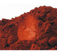 Matte American Red Oxide Pigment Powder