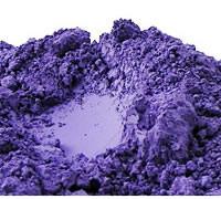 Matte Lavender Oxide Pigment Powder