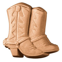 Boots and Spurs Soap Mold