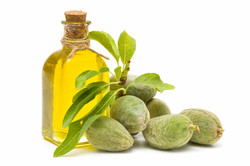 100% Pure Sweet Almond Massage Oil