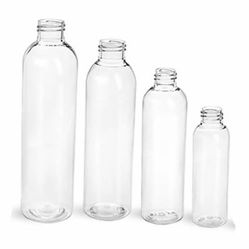 Buy Plastic Clear Bullet Bottles