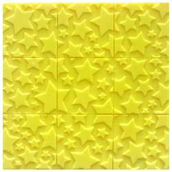 1-Tray Stars Soap Mold