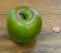 Apple Large  - Green - Synthetic