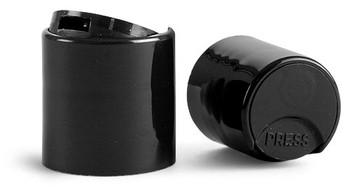 Black Dispensing Caps