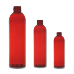 Buy Plastic Red Bullet Bottles
