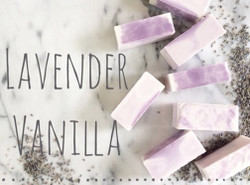 Lavender Vanilla Soap kit