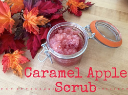 Caramel Apple Scrub kit