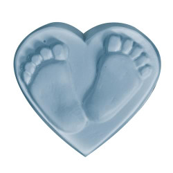 Baby Feet Soap Mold