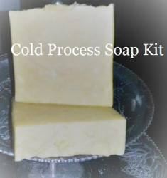 Cold Process Soap Making Kit