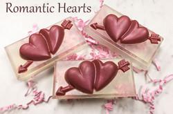 Romantic Hearts Soap Making Kit