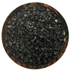 Black Hawaiian Sea Salt (Hiwa Kai / Black Lava Salt)