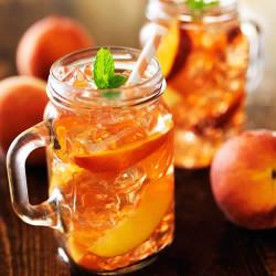 Pure Peach Flavor Sizes