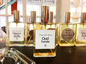oud-fumee-100ml-eau-de-parfum 100ml made with essential oil therapia by aroma. Atelier des parfums.