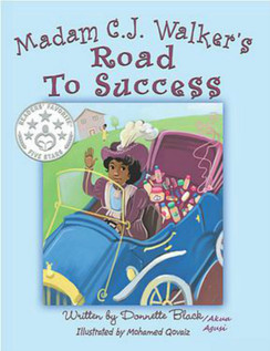 Madam C.J. Walker's Road To Success